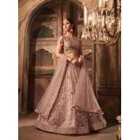 Maisha Maskeen Fancy Fabrics Partywear Lehenga
