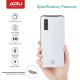 ARU APB-1100 10000mAh Power Bank- White