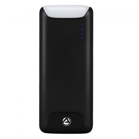 ARU APB-1250 12500mAh Power Bank- Black