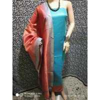 Women's Pure Cotton Fabrics Unstitched Dress Material