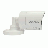 Hikvision DS-2CE1AD0T-IRP 2MP 1080P Full HD Night Vision Outdoor Bullet Camera (White)