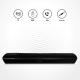 FLiX (Beetel) Mini SoundBar 10W Wireless Bluetooth Speaker  (Black, Stereo Channel)