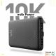 FLiX (Beetel) Decathon 10,000 mAh Slim Power Bank (XPB-101S BLK)