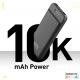 FLiX (Beetel) Marathon 10,000 mAh Slim Power Bank (XPB-1 OSO BLK)