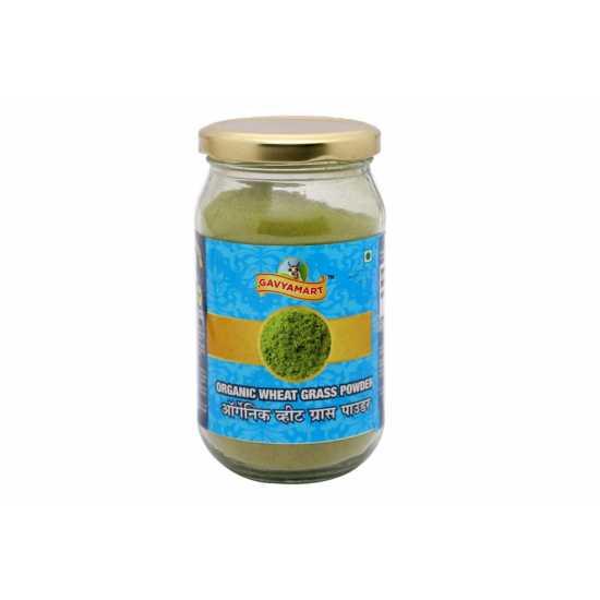 Gavyamart Organic Wheat Grass Powder 100gm