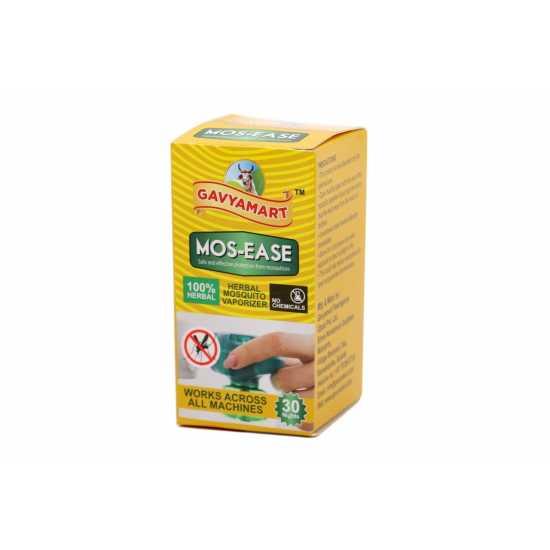 Gavyamart Herbal Mosquito Repellent Vaporiser - 5 piece Refill (5×40ML)
