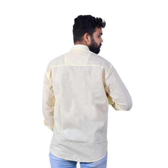 KMP Casual Wear Cotton Shirt