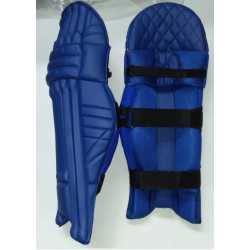 Laafi Sports Blue Cricket Batting Leg Guard