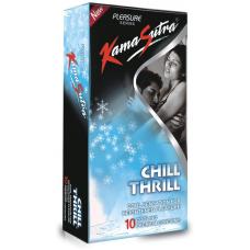 KamaSutra Chill Thrill - 10 Condoms