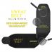 Proye Sweat Waist Fat Burner Belly Tummy Yoga Wrap Black Exercise Body Slim Look Belt (Sweat Belt)