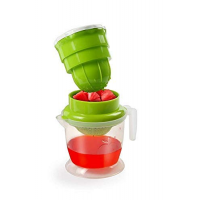 Nano 2 in 1 Manual Juicer for Fruits (Multicolour)