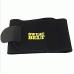 Sweat Belt Daily Deal Slimming Belt (Black)