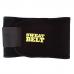 Sweat Waist Trimmer Belt (Black)