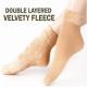 Men & Women Solid Ankle Length Socks (Pack of 2)
