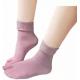 Men & Women Solid Ankle Length Socks (Pack of 4)