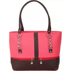 Women Pink Hand-held Bag