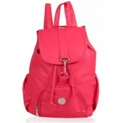 2.5L Non Leather Backpack (Pink)