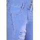 Denim Full Stretchable Jeans for Girls/Women