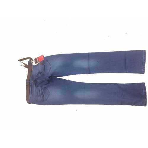 Sparky Men's Denim Jeans (Blue Wash, 34)