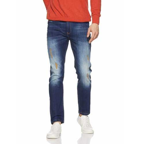 Inkast Denim Co. Men's Slim Tapered Fit Stretchable Jeans