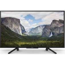 Sony 125.7 cm (50 Inches) Full HD LED Smart TV KLV-50W662F (Black)