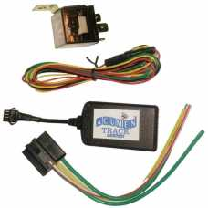 Acumen Tracker GPS UC 400 ( Inbuilt Battery, Engine CUT OFF) Smallest GPS TRACKER For Car, Truck & SUV GPS Device( Black)