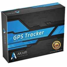 Akari Gt02A GPS Tracker Device for Car/Bike/Truck/Scooty Real Time Tracking with Mobile APP with GPS Tracker with app