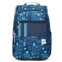 Wildcraft 28.5 Ltrs Blue Casual Backpack